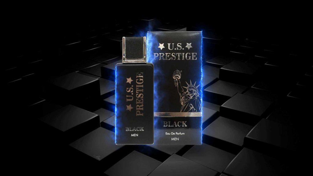 U.S. Prestige Black 50 ml Eau De Parfüm